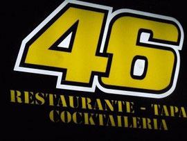 Restaurante para despedidas en Almeria, Restaurante 46
