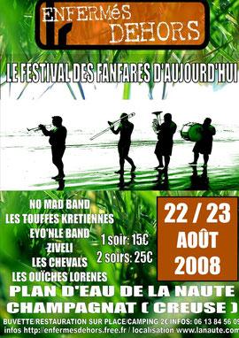 l'affiche 2008