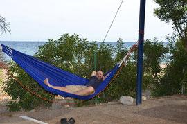 Relaxing in Almeria