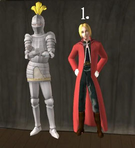You will have to make ALphonse yourself cuz I cant get the armor suit in bodyshop,sorry