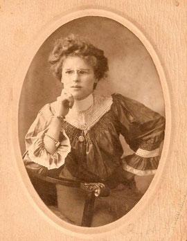 Edith Burgoyne