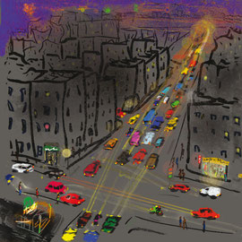 Avenue de Clichy (2003)