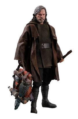 Luke Skywalker Deluxe,Version, Star Wars, Episode 8, Hot Toys,Sideshow,FANwerk