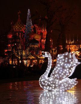 Noël russe à Tivoli, Copenhague