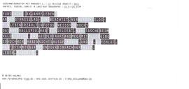 Postkartentext für Kunstausstellung