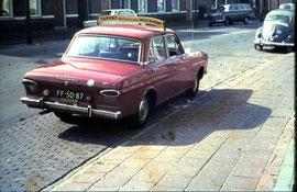 Ford Taunus 12M.