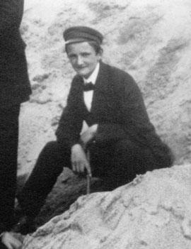 Erich Devantier 1916