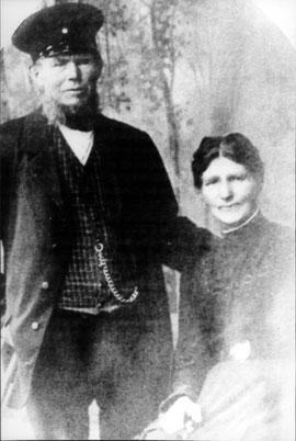 Eltern Karl und Dorothea Schöning