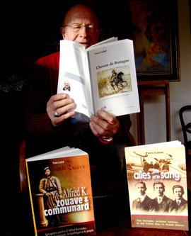Yves Lainé et sa trilogie