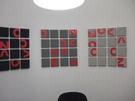 Kunst am Bau, Novo- Consulting, Bern