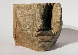 Kopf 68, 1993, Bronze, 3/9 Exemplare, Höhe 18 cm