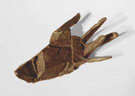 Hand 70, 2007, Bronze, 9 Ex., 9,5 x 25 x 15,2 cm