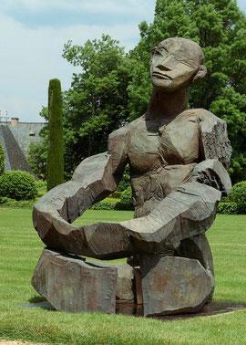 Wonne bi, 2006, Bronze, 6 Ex., 209 x 138 x 155 cm