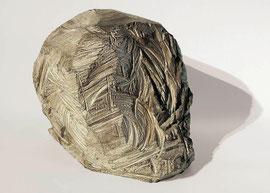 Kopf 55, 1992, Bronze, 4/9 Exemplare, Höhe 16 cm