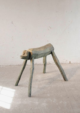 Der Trieb, 1993, Bronze, 1/6 Ex., 97 x 121 x 90 cm