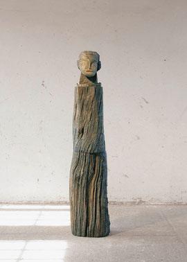 Gunnord Eiapul, 2001, Bronze, 3/6 Ex., Höhe 174 cm