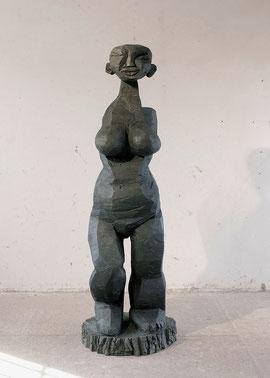 Sol, 2002, Bronze, 1/6 Exemplare, 238 x 80 x 79 cm