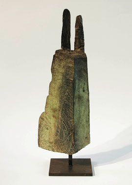 Hand 21, 2005, Bronze, 9 Exemplare, Höhe 34 cm