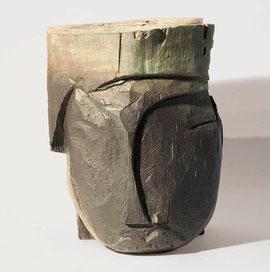 Kopf 199, 2006, Bronze, 9 Exemplare, Höhe 24 cm