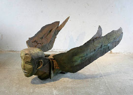Metamorph Seraph Katalyt, 2010, Bronze, 6 Ex., 202 x 170 x 200 cm