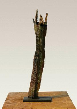 Hand 41, 2005, Bronze, 9 Exemplare, Höhe 71 cm