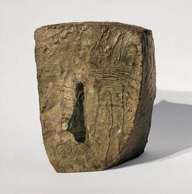 Kopf 61, 1992, Bronze, 1/9 Exemplare, Höhe 20 cm