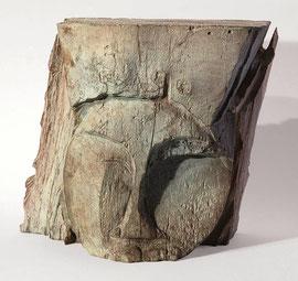 Kopf 197, 2006, Bronze, 9 Exemplare, H. 24,5 cm