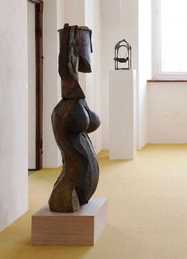 Enopie XIII, 2010, Bronze, 6 Exemplare, H. 131 cm