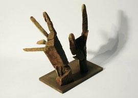 Hand 37/38, 2005, Bronze, 9 Ex., 31 x 31 x 20 cm
