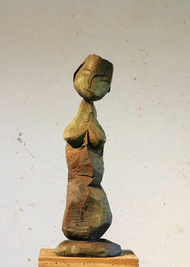 Enopie XI, 2006, Bronze, 6 Exemplare, Höhe 109 cm