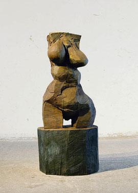 Enopie XII, 2009, Bronze, 6 Exemplare, Höhe 145 cm