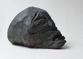Kopf von Holofernes, 1987, Bronze, 9 Exemplare, Höhe 16,19 cm