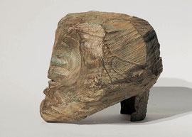 Kopf 62, 1992, Bronze, 1/9 Exemplare, Höhe 19 cm