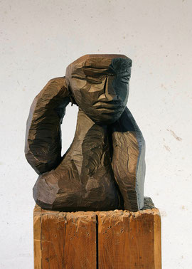 Enopie IX, 2006, Bronze, 6 Exemplare, Höhe 56 cm
