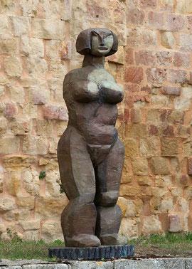 Gifur Weha, 2001, Bronze, 248 x 91 x 90 cm