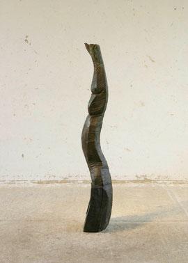 Empty Spoon IV, 2006, Bronze, 6 Ex., Höhe 138 cm