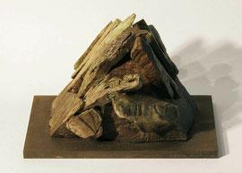 Hand 33/34, 2005, Bronze, 9 Ex., 16,5 x 25 x 18 cm