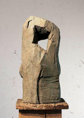 Äponie II, 2000, Bronze, 2/6 Exemplare, Höhe 93 cm