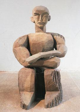 Zentus Cholericus, 2002, Bronze, 6 Exemplare, 180 x 120 x 125 cm
