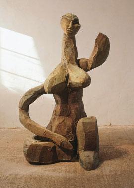 Bachelie WD, 2000, Bronze, 6 Exemplare, 208 x 132 x 104 cm