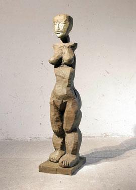 Enopie V, 2004, Bronze, 6 Exemplare, Höhe 198 cm