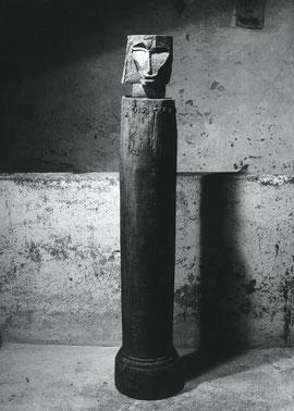 Teiresias, 1996, Bronze, 6 Exemplare, Höhe 180 cm