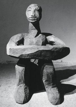 Großer Trefree, 2000, Bronze, 6 Ex., H. 143,5 cm