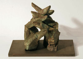 Hand 35/36, 2005, Bronze, 9 Ex., 18 x 25 x 18 cm