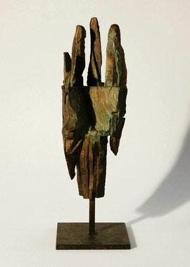 Hand 46, 2005, Bronze, 9 Exemplare, Höhe 31 cm