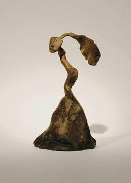Figur 121, 2005, Bronze, 9 Exemplare, Höhe 19 cm