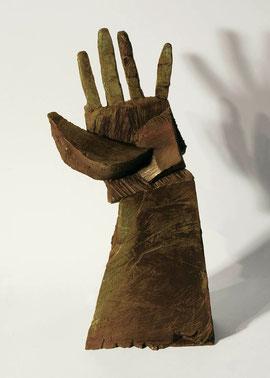 Hand 24, 2005, Bronze, 9 Exemplare, Höhe 43 cm