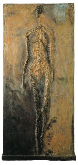 Relief E-I, 1997, 6 Exemplare, 181,8 x 85,1 x 148 cm
