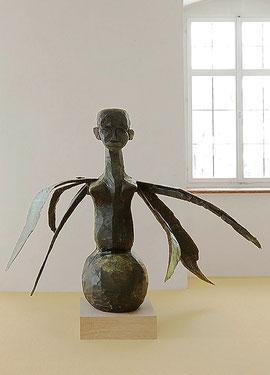 Metamorph - Seraphisch, 2008-2010, Bronze, 6 Ex. 166 x 200 x 150 cm