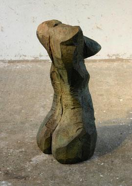 Torso Enopie II, 2005/2006, Bronze, 6 Exemplare, Höhe 88 cm
